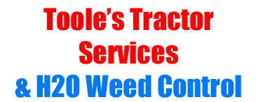 Toole's Tractor Services & H2O Weed Control